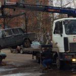 В Твери арестован инспектор ГИБДД, укравший автомобиль
