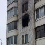 На пожаре в Твери погиб человек