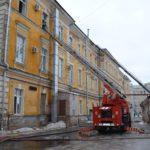 Пациентам тверской ДОКБ окажут помощь в восстановлении документов, утраченных при пожаре