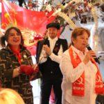 В Твери прошла революционно-пионерская вечеринка LeninParty