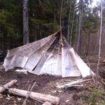 Педофил жил в лесу в Зубцовском районе