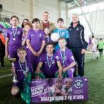 Воспитанники детского дома из Тверской области выступят в финале Чемпионата России по футболу