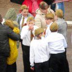 Детей Калязина заморозили на праздновании Дня Победы