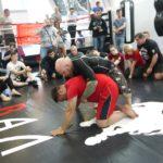 Джефф Монсон провёл бойцовский мастер-класс в Твери