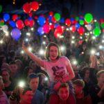 Жители Твери соберутся на первый массовый праздник осени: фестиваль красок и фестиваль светошариков