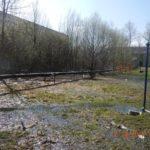 Жители Ржева жалуются на состояние дворов, которые не делаются годами