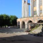 В обрушении здания Речного вокзала установили вину региональных чиновников