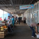 На Можайского утром в понедельник, 23 октября, начнут сносить рынок