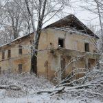 В Тверской области рухнула крыша усадьбы Бакуниных