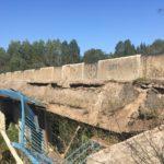Под Осташковым мост не дождался ремонта и рухнул в реку
