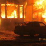 Реновация по-кимрски: кто сжигает нежилые дома Кимр вместо их сноса?