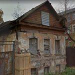 В Твери рухнул многострадальный дом на улице Серебряной