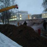Первая крупная коммунальная авария зимы в Твери: без воды и тепла почти 100 домов в Заволжье