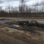 Трасса между Осташковым и Ржевом смертельно опасна для зазевавшегося водителя
