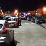 Наказали соседей: тесные дворы и безразличие водителей не позволили пожарным спасти горящие авто