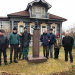 Тверские комсомольцы провели субботник на территории дома-музея Михаила Калинина