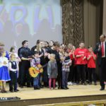 Олег Дубов, вернувшись из заграницы, разыграл комедию на сцене КВН