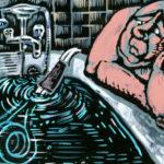 В ближнем Заволжье десятки домов сидят без горячей воды вторые сутки