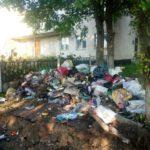 Под Кимрами перестали вывозить мусор