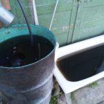В Тверской области почернела вода в реке Молога