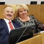Сергей Веремеенко избрался в ГосДуму и тут же проголосовал за повышение пенсионного возраста