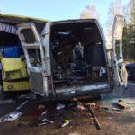 В страшном ДТП на трассе Тверь-Ржев погибли ржевские медики и супруга главы Старицкого района Владимира Березина