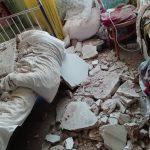 В Твери в квартире ветерана войны обрушился потолок. Женщина чудом осталась жива, но не может добиться справедливости