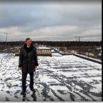В Оленино начали протекать крыши, на которых пиарился глава района Олег Дубов