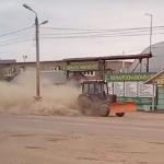 Уборка дорог в Твери не выдерживает никакой критики