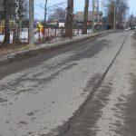 Новые дороги в Оленино треснули, не пережив и первого зимнего сезона