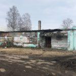 В Осташкове власти убрали позорные плакаты «Прекрасно!» на разрушенных домах