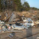 Карьеры в Березайке превратили в крупнейший мусорный полигон в Бологовском районе