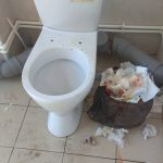 В ТГМУ перестали убирать туалеты?