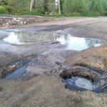 Весьегонск продолжает тонуть в канализации
