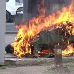 «Чистый город» в огне. Кто стоит за массовыми поджогами мусорных контейнеров в Твери?