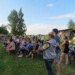 Оленинский район: на сходе жители сказали «Нет!» закрытию Холминской школы