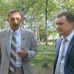 Дубов «спрятал» от жителей министра энергетики и ЖКХ во время его визита в Оленино. А ведь люди о многом его хотели спросить