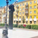 Хроники разрушения Твери. В городе красят памятники из гранита и бронзы, а администрации наплевать?