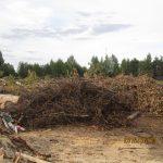 Весьегонск: власть пытается скрыть следы незаконной свалки?