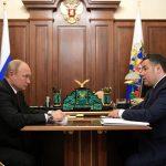 Чемодан, «Ласточка», Москва? Слухи о скорой отставке Игоря Рудени становятся всё больше похожими на правду