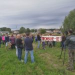 Технические чиновники. Борьба против  строительства стекольного завода в Калининском районе с каждым днём разгорается всё сильнее