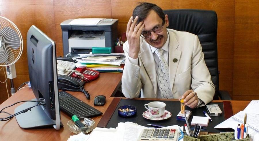 Олег Дубов собрался на должность главы города Кимры