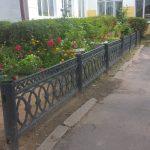 В Кимрах с улицы Ленина пропала старинная ограда