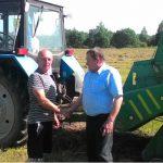 Оленинский район: СПК «Берёзка» подводит итоги сельскохозяйственного года