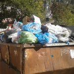 Белый Городок Кимрского района завалило мусором, люди вынуждены сжигать содержимое контейнеров. Помогут ли губернатор и генеральный прокурор?