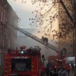 После пожара. Чего ждать жителям дома № 122 во Дворе Пролетарки?