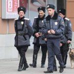 Едут, едут по Трёхсвятской наши казаки… Теперь они вместе с полицейскими будут следить за порядком на тверских улицах