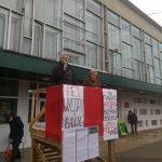 Лихославль протестовал против нового мусорного полигона
