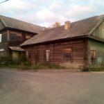 В посёлке Куженкино Бологовкого района снесли Дом культуры. Коллективам самодеятельности предложили проводить репетиции и концерты… в бане