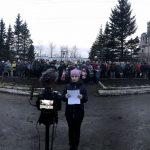 «Нелидово – не помойка!».  На запись видеообращения к губернатору пришли сотни нелидовцев